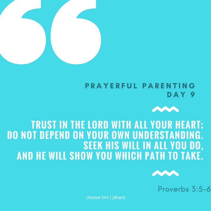 PrayerfulParentingDay9